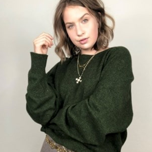 Burberry Sweaters - Vintage Burberry Wool Oversized Sweater